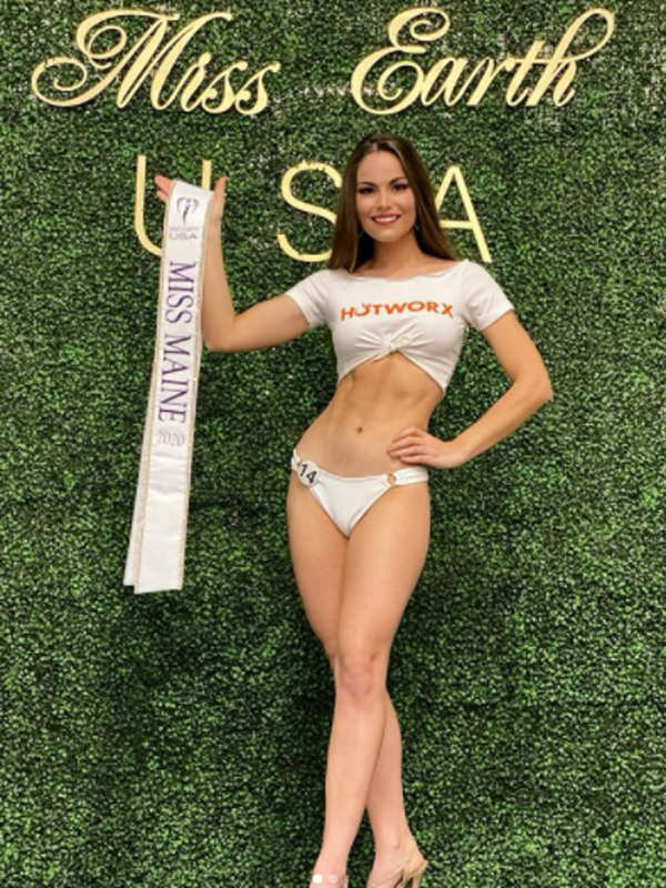 Marisa Paige Butler selected as Miss Earth USA 2021