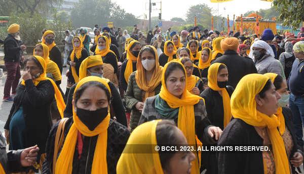 Prakash Utsav of Guru Gobind Singh begins with fervour