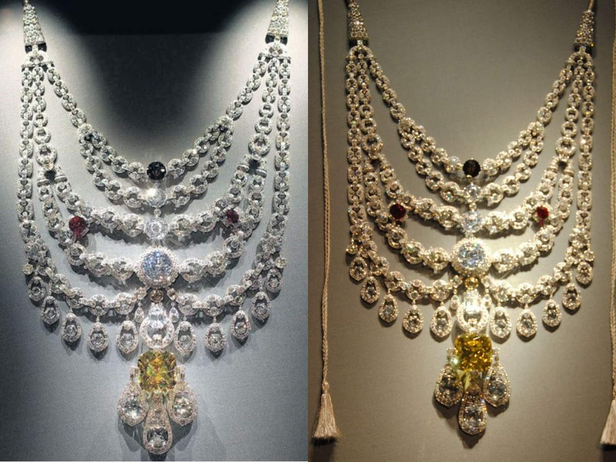 Patiala necklace - Maharaja Bhupinder Singh of Patiala