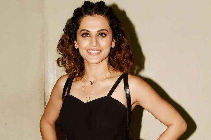 Beauty Queen Taapsee Pannu Talks About Rumoured Boyfriend Mathias Boe