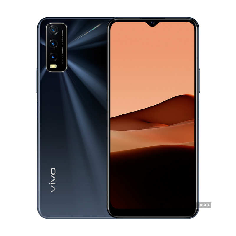 Vivo Y20G smartphone launched