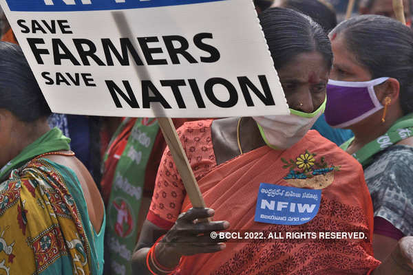 Civil society groups extend solidarity with farmers protest