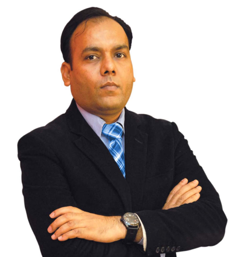 Mr. Anand Jaiswal, Director, Mentors Eduserv