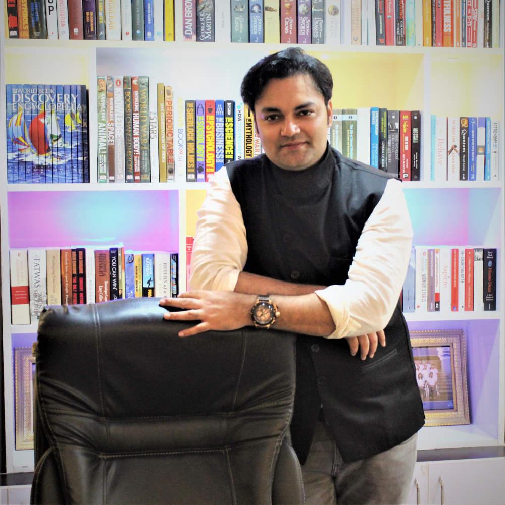 Sumit Kumar, Director, Samarthya Classes, Hajipur