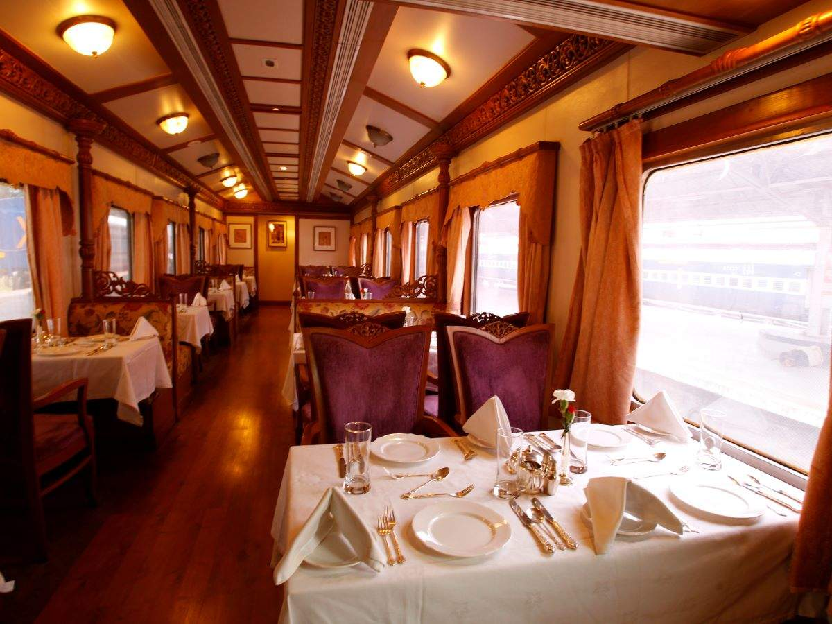 IRCTC is giving away free air tickets to passengers of luxury train Golden Chariot