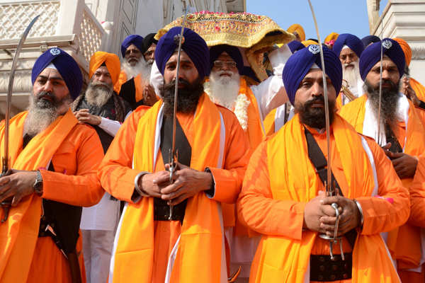 Guru Gobind Singh Jayanti being celebrated with fervour
