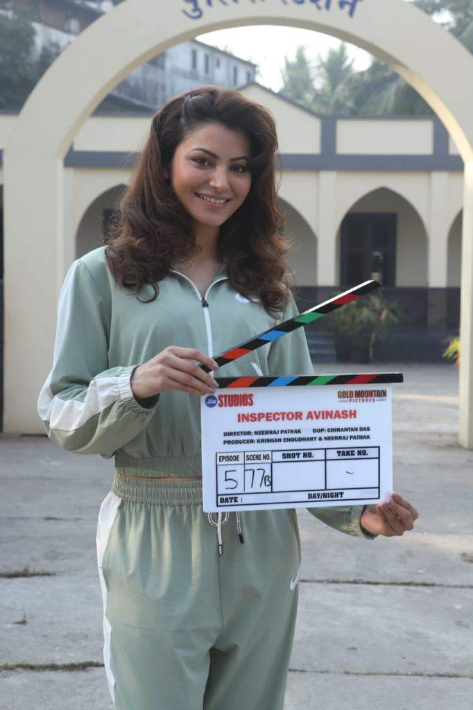 Urvashi Rautela Signs A 3 Film Deal With Jio Studios