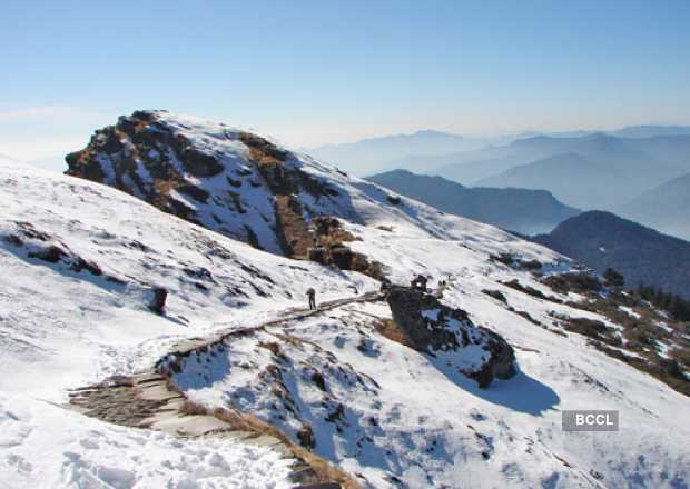 Pictures of the 20 best places in India which will make you fall in love with snow