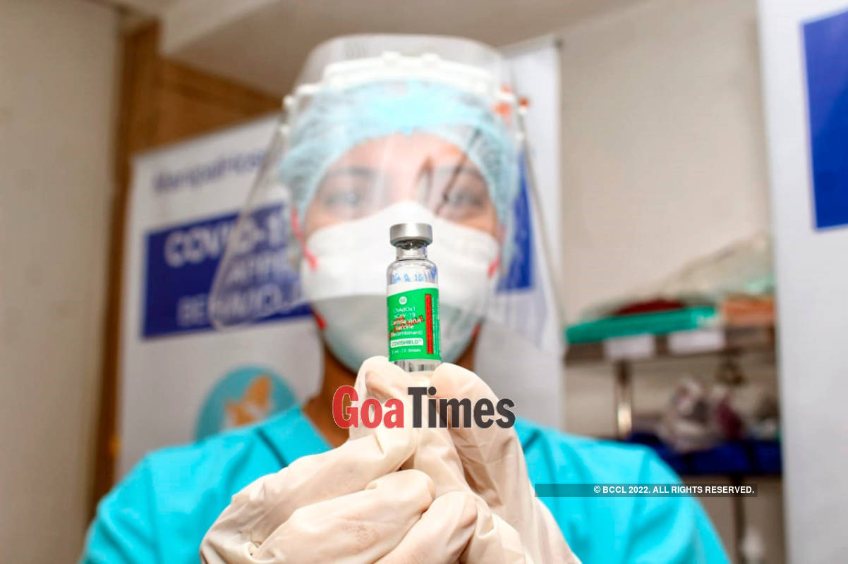 Vaccination drive launched in Goa