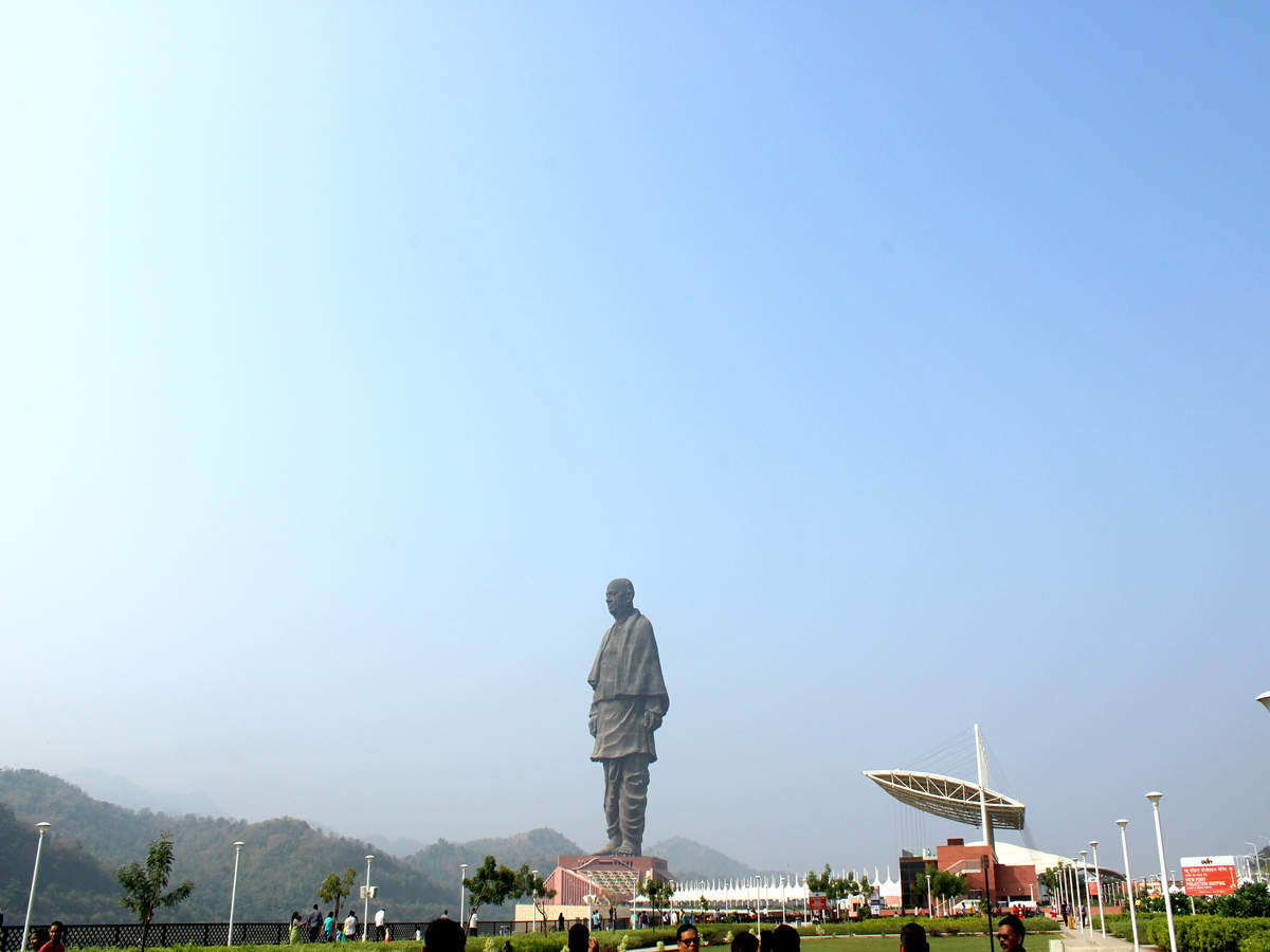 Kevadia gets registered as India's first green railhead; new trains to Statue of Unity