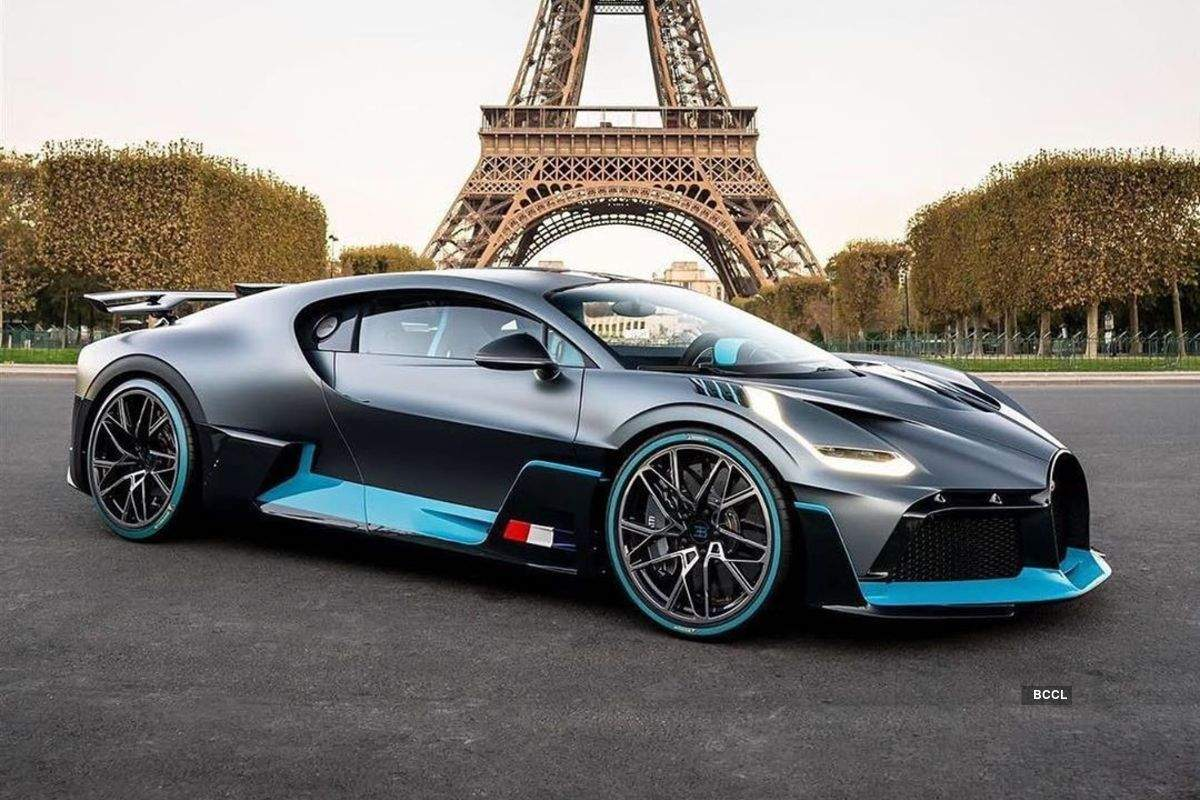 Top 20 most expensive cars in the world in 2021