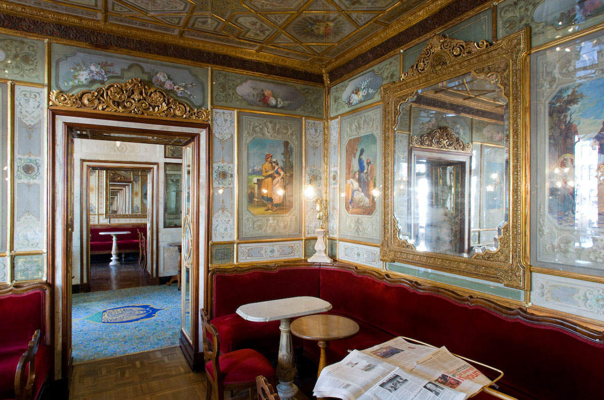 Venice's iconic Caffe Florian is on the verge of shutting down