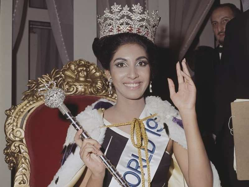 Indian beauty queens who bagged the Miss World Crown