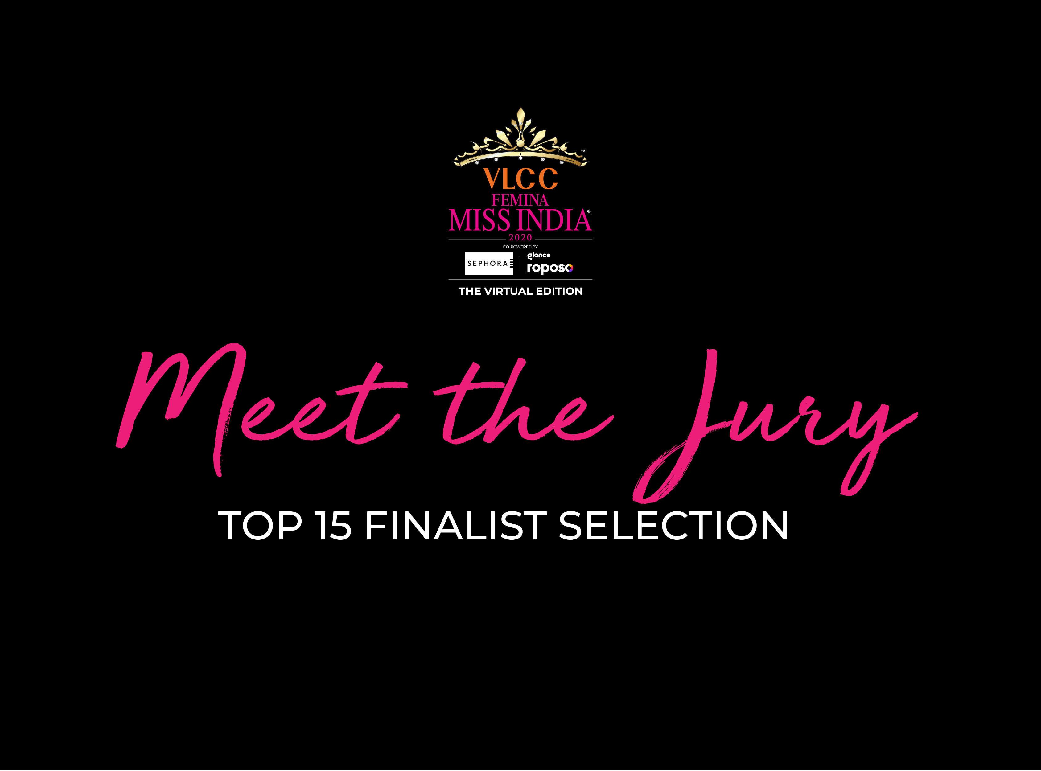 Meet the jury of Top 15 finalist selection at VLCC Femina Miss India 2020