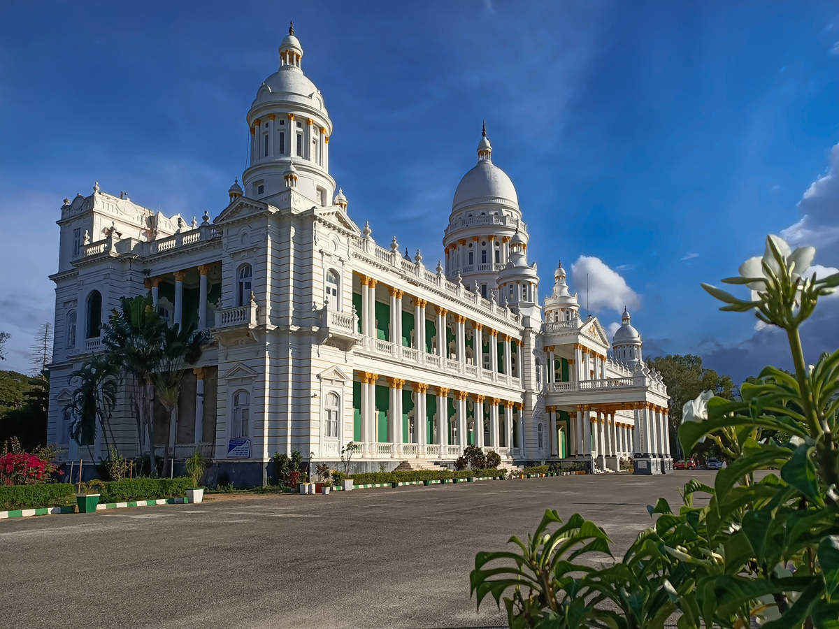 Mysuru's Lalitha Mahal hotel to be repositioned as a luxury tourist property