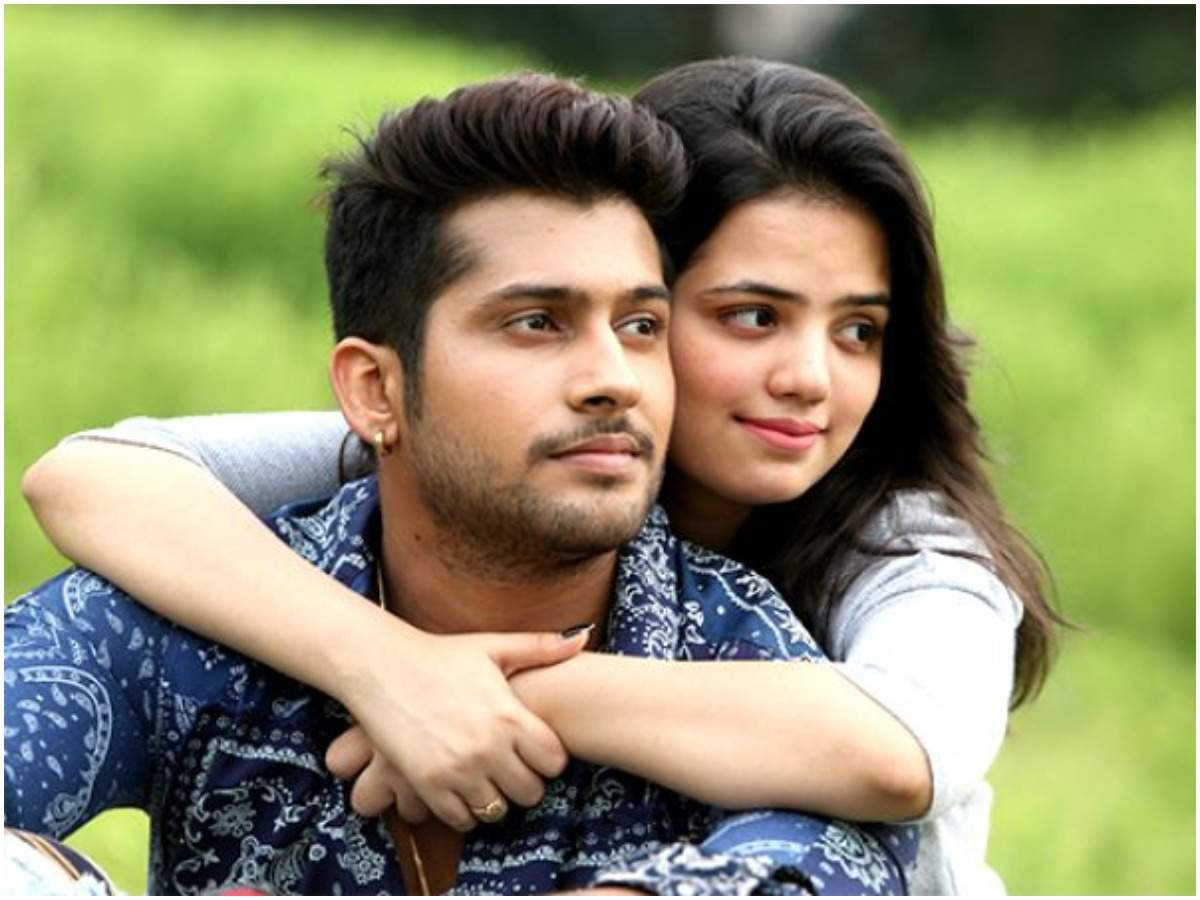 Namish Taneja with his girlfriend Anchal Sharma (BCCL)