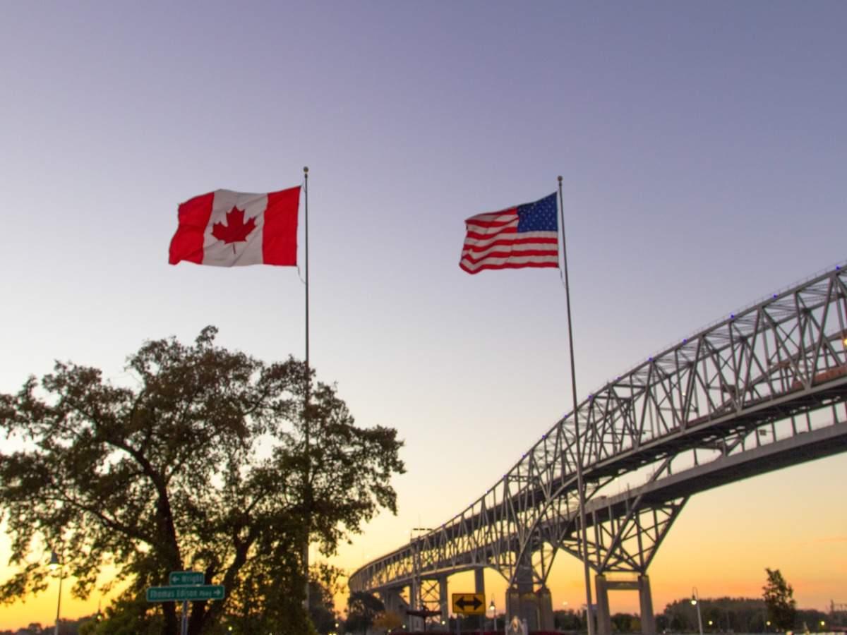 Las restricciones fronterizas se extienden a EE. UU., México y Canadá