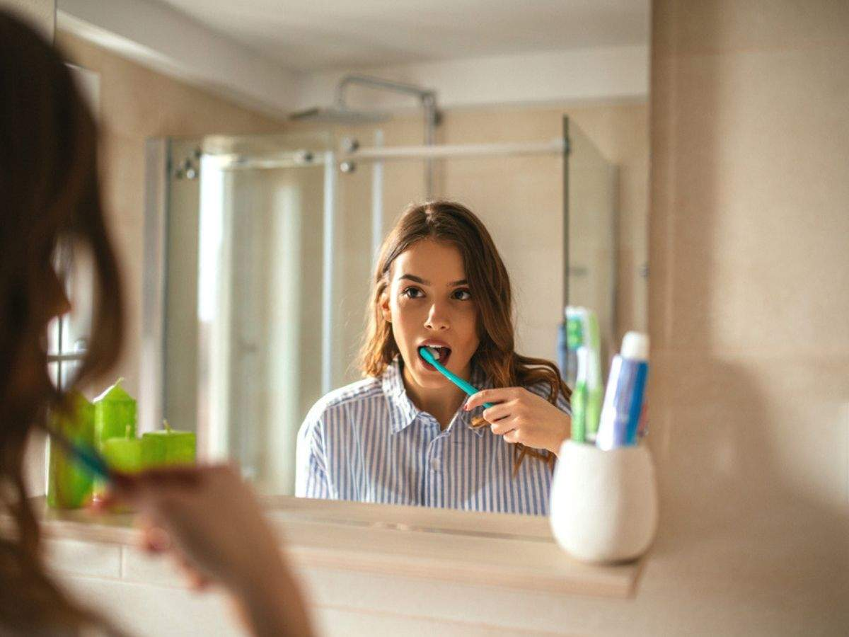 Disinfect toothbrush to combat COVID