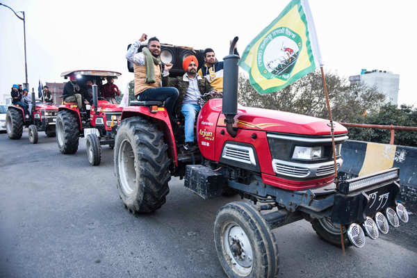 Farmers gear up for Republic Day tractor parades