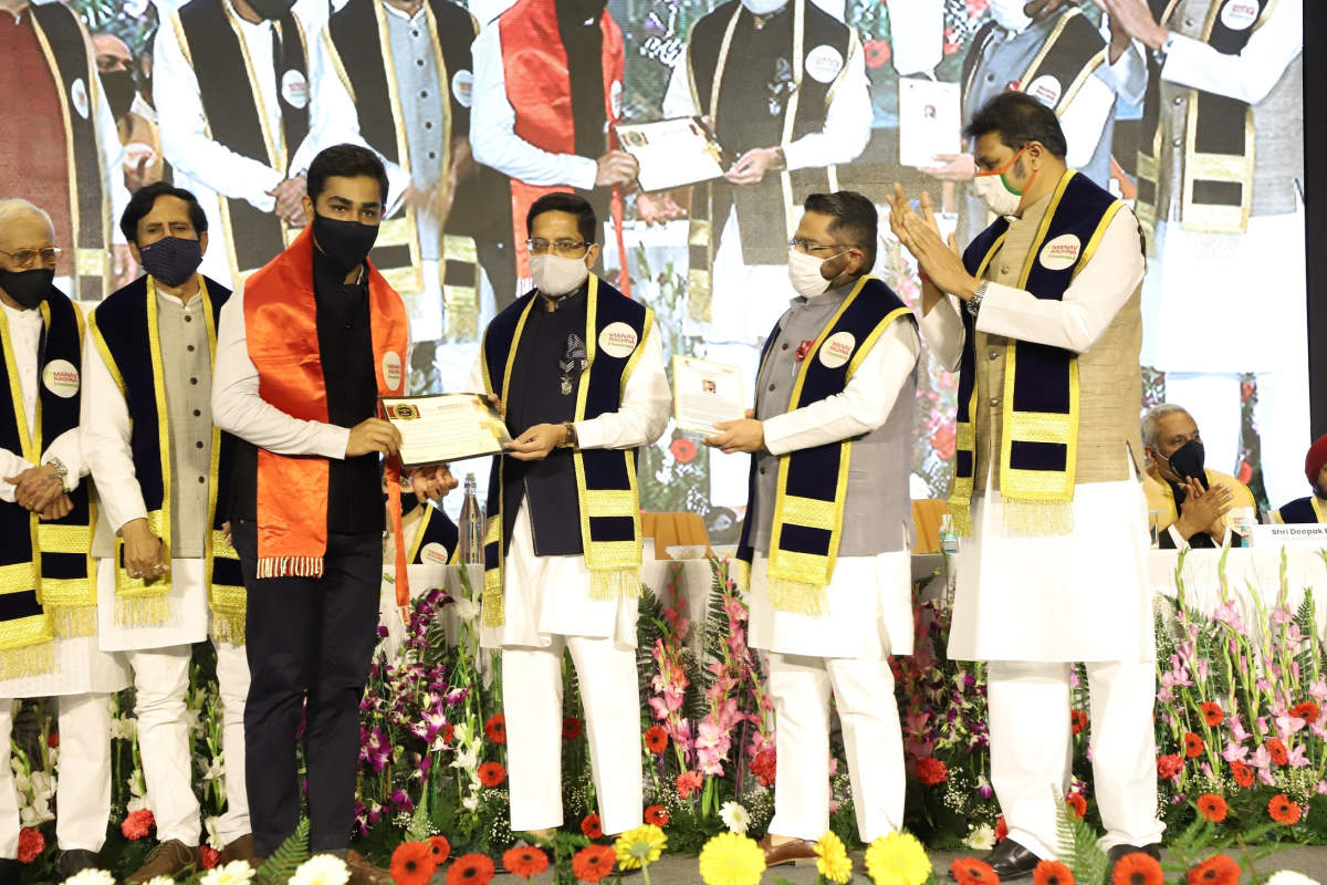 Manav Rachna celebrates the future of India with a grand Convocation Ceremony