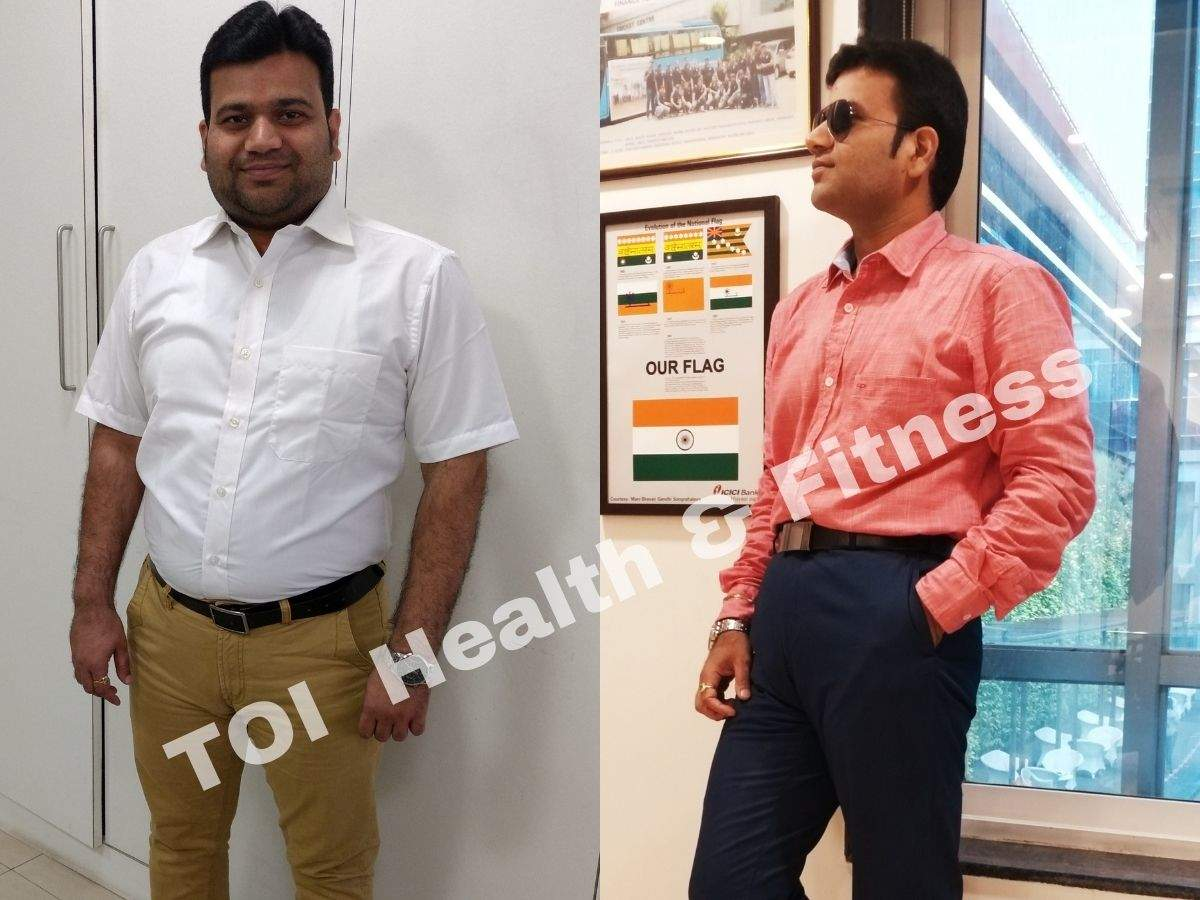 "Weight loss story: ""I follow a variation of Intermittent fasting which doesn't allow snacking""  