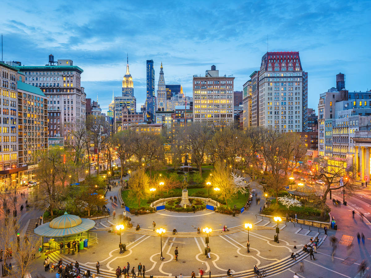 New York's iconic Union Square set for an impressive makeover