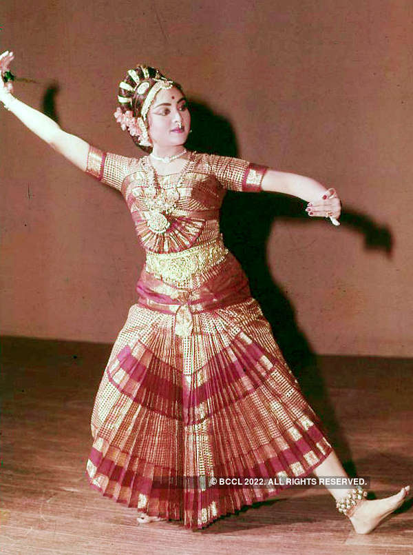 #GoldenFrames: Pictorial Biography of Vyjayanthimala, Dancing Queen of Indian Cinema