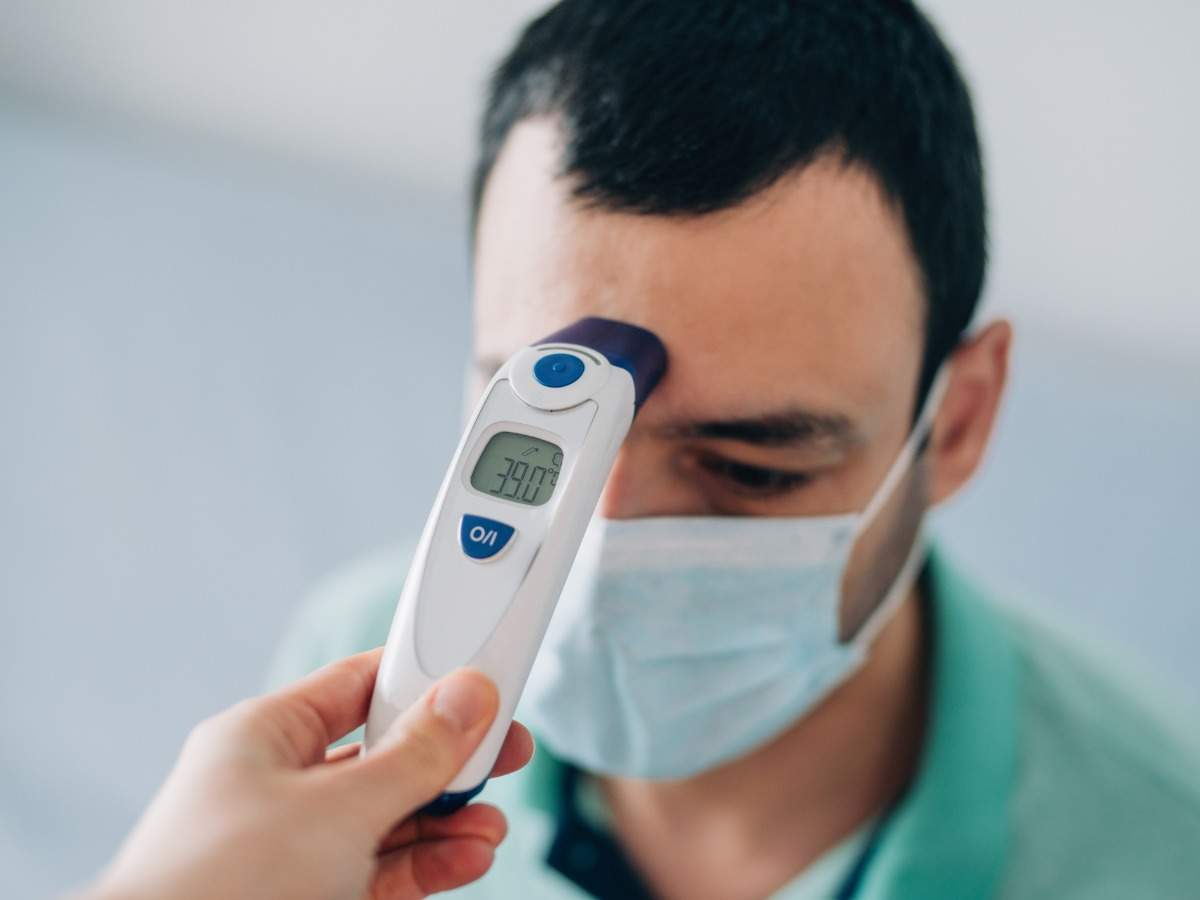 The best way to check for your fever if you suspect COVID