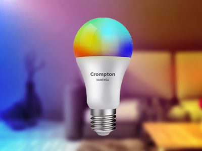 'Lighten up' your mood with Crompton Immensa smart lighting