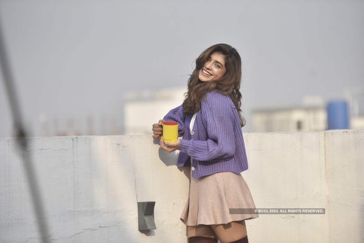Sanskruti Balgude's exclusive photoshoot