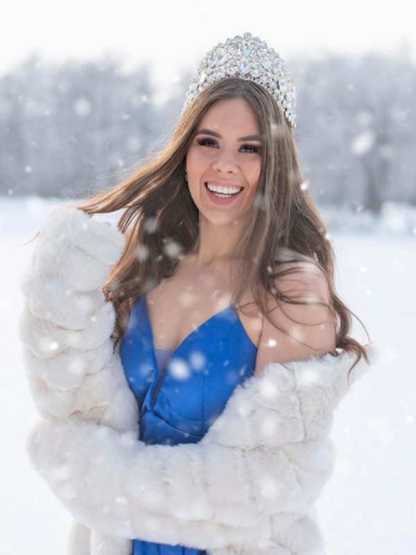 Emilia Lepomäki selected as Miss Eco International Finland 2021