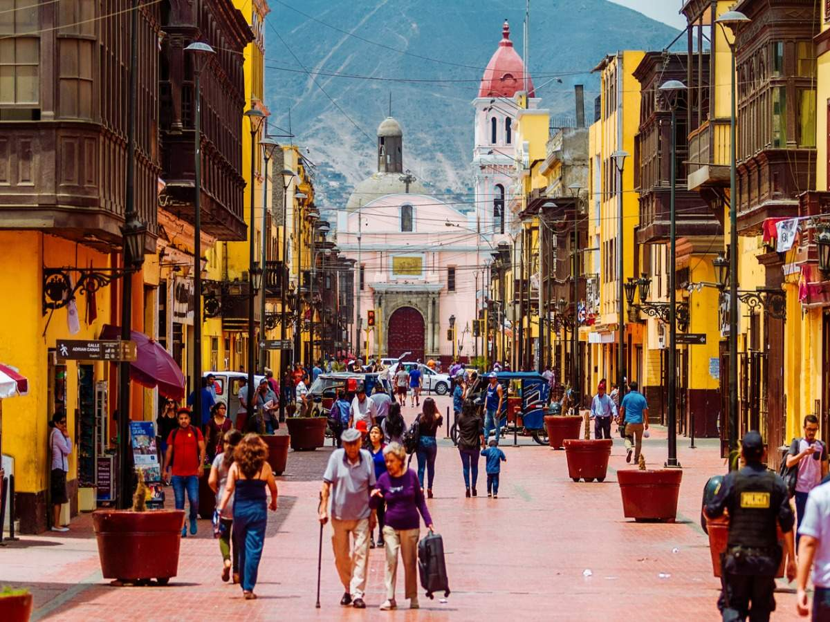Peru to go under lockdown once again | Times of India Travel