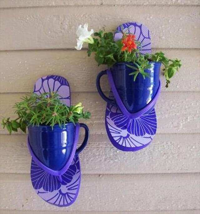 recycle decor