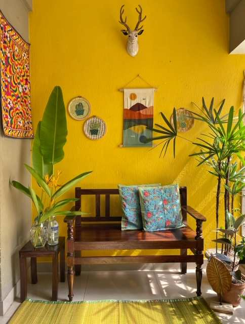 Indian handicrafts and weaves will be a huge home decor trend @thebohobalika  (1).