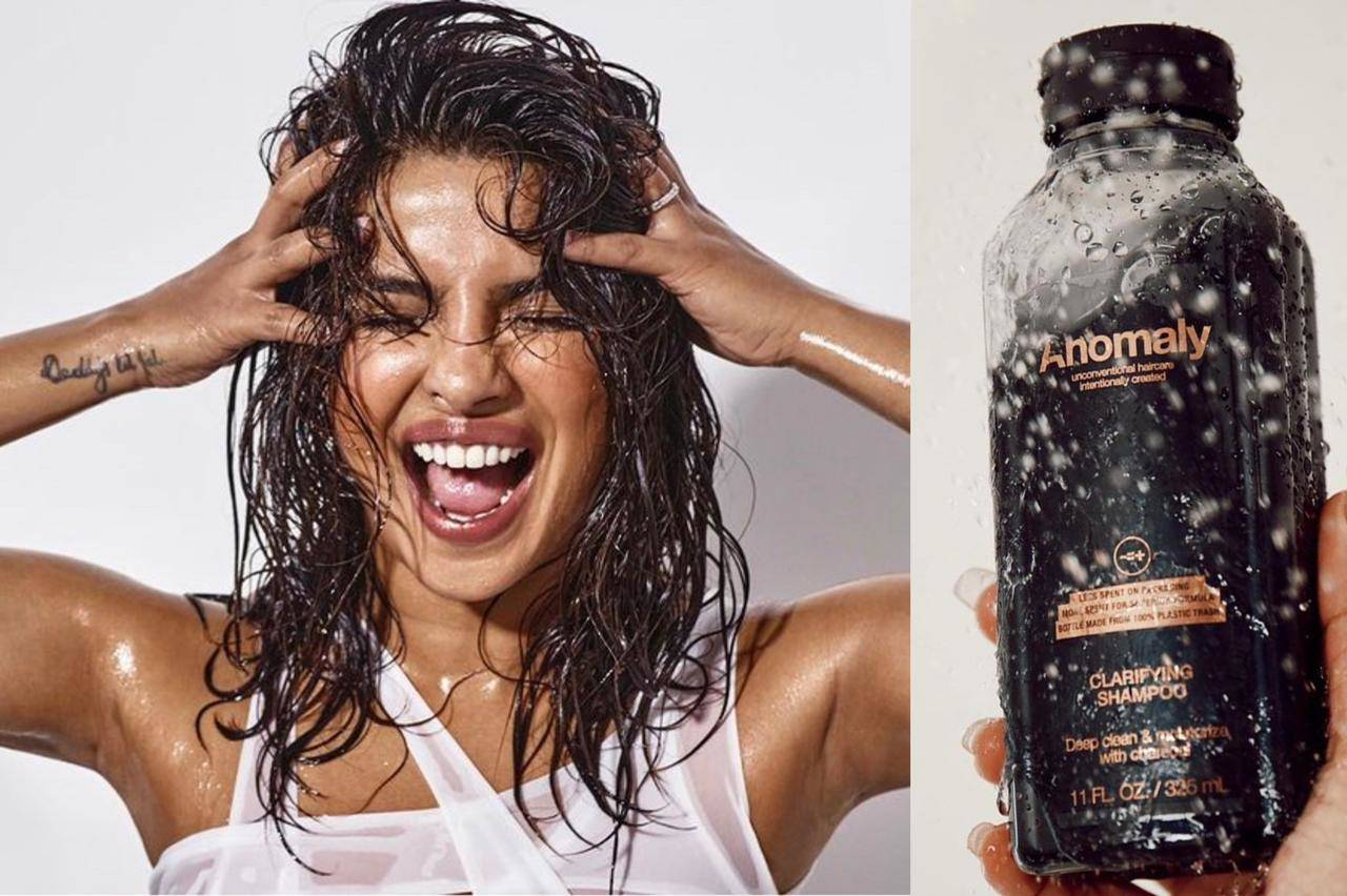 Priyanka Chopra Jonas Launches Her Vegan Haircare Brand 'Anomaly'