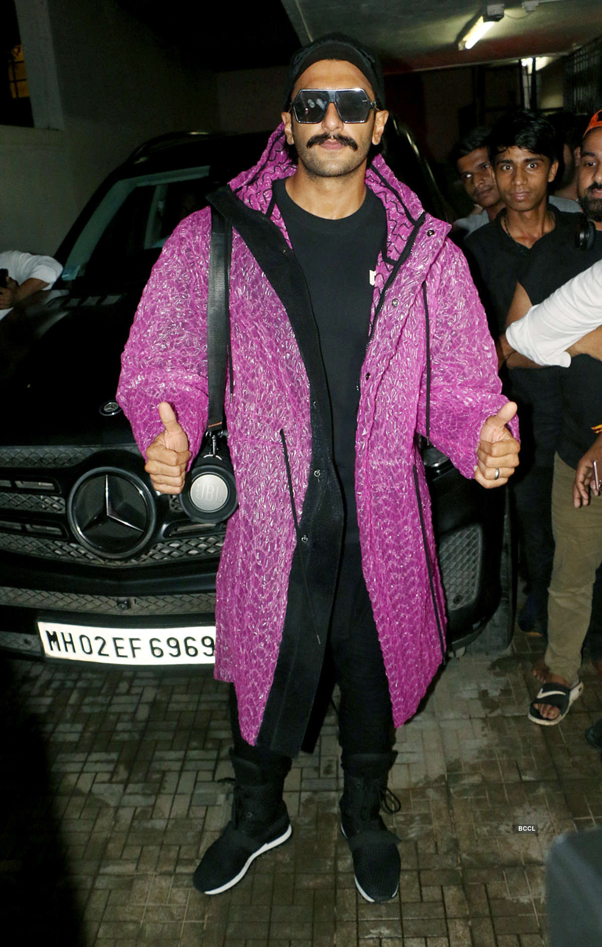 Ranveer Singh has got the trendiest street style in town and these photos are enough to prove it!