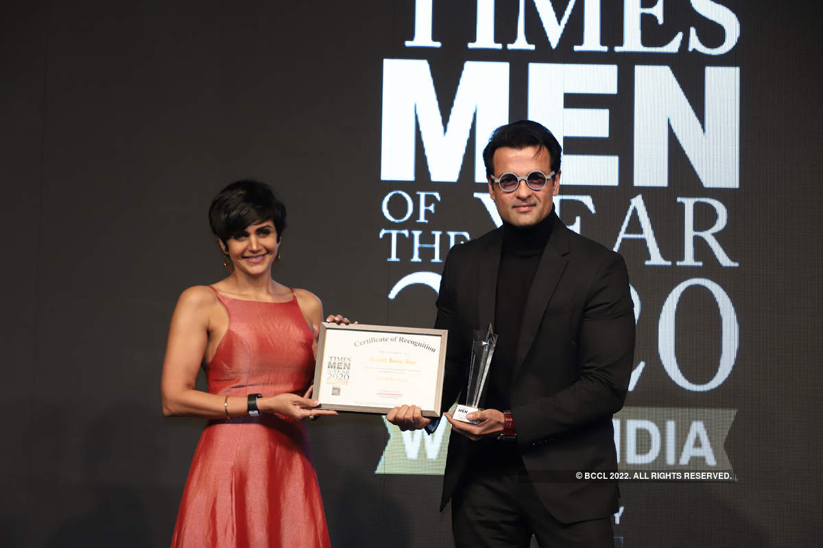 Times Men Of The Year 2020 Award