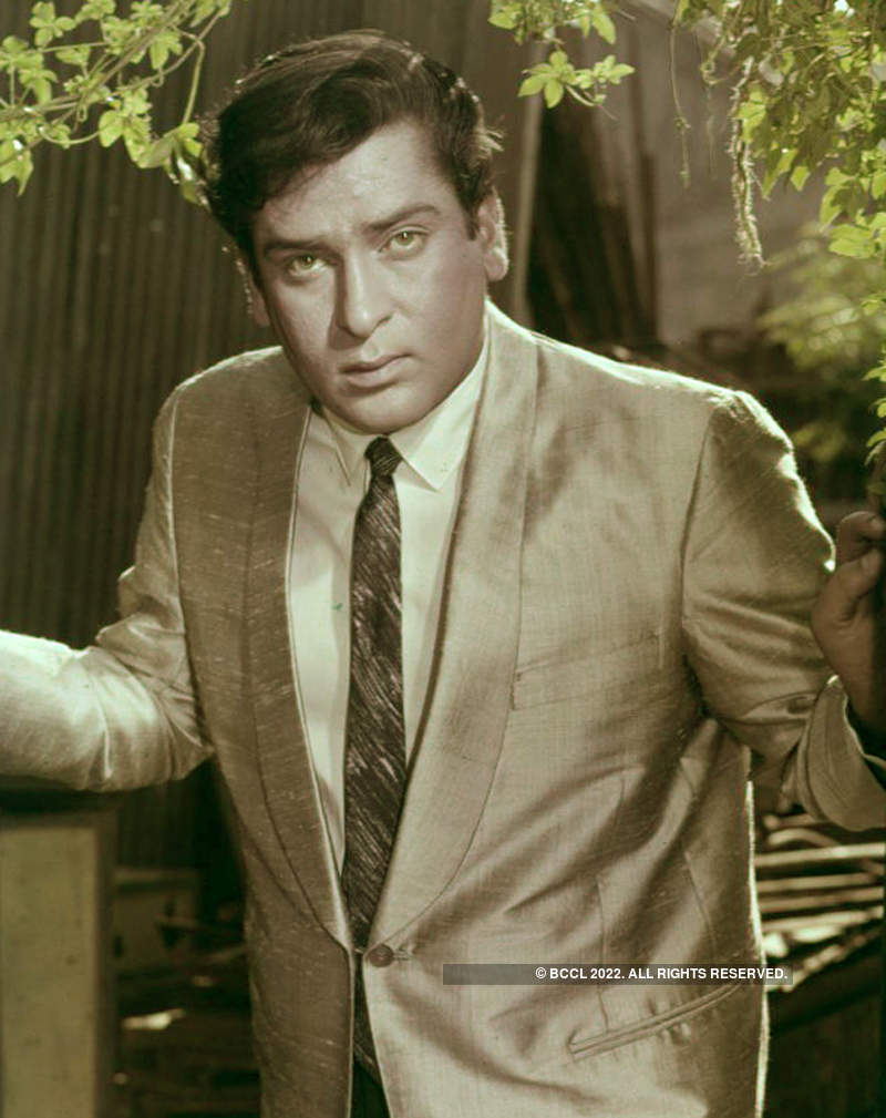 #GoldenFrames: Pictorial Biography of Shammi Kapoor, the Elvis Presley of India