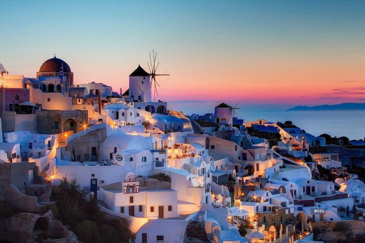 Top 15 Breathtaking views around the world