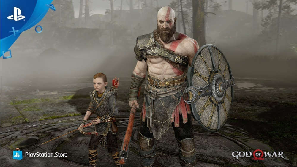 God of War is getting a 4K and 60fps makeover on PS5 today