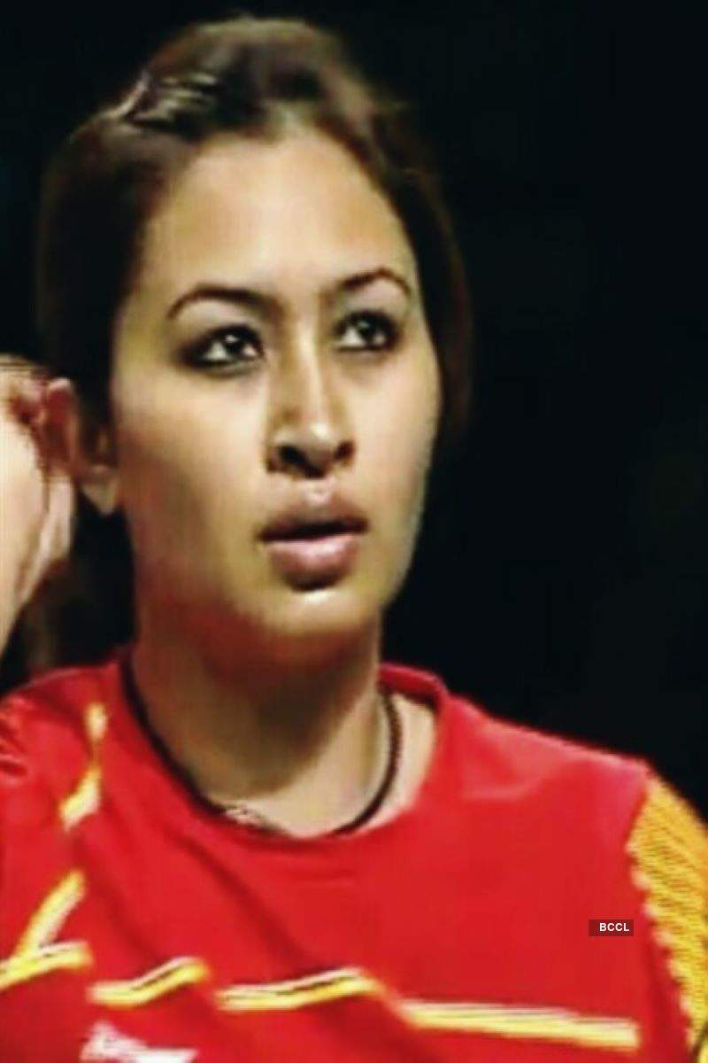 Best badminton players in India