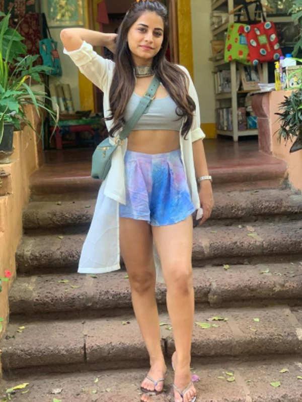 Nimki Mukhiya fame Bhumika Gurung is a diva in real life