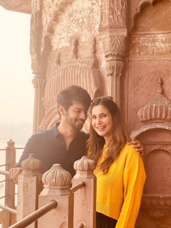 Former Miss India Prachi Mishra and hubby Mahat Raghavendra are all set to become parents