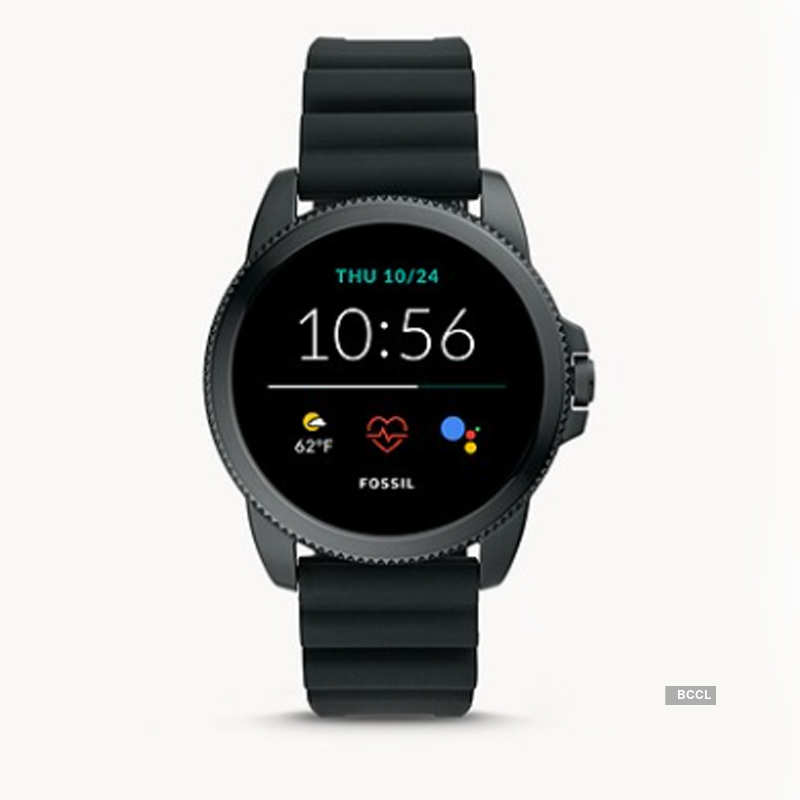 Fossil launches new Gen 5E smartwatch
