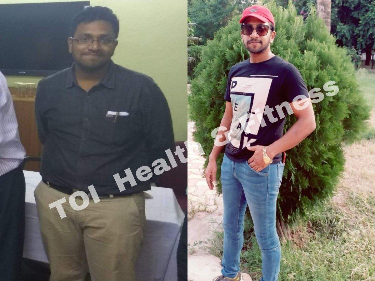 """Weight loss story: """"I have overnight soaked sabja seeds every morning""""  