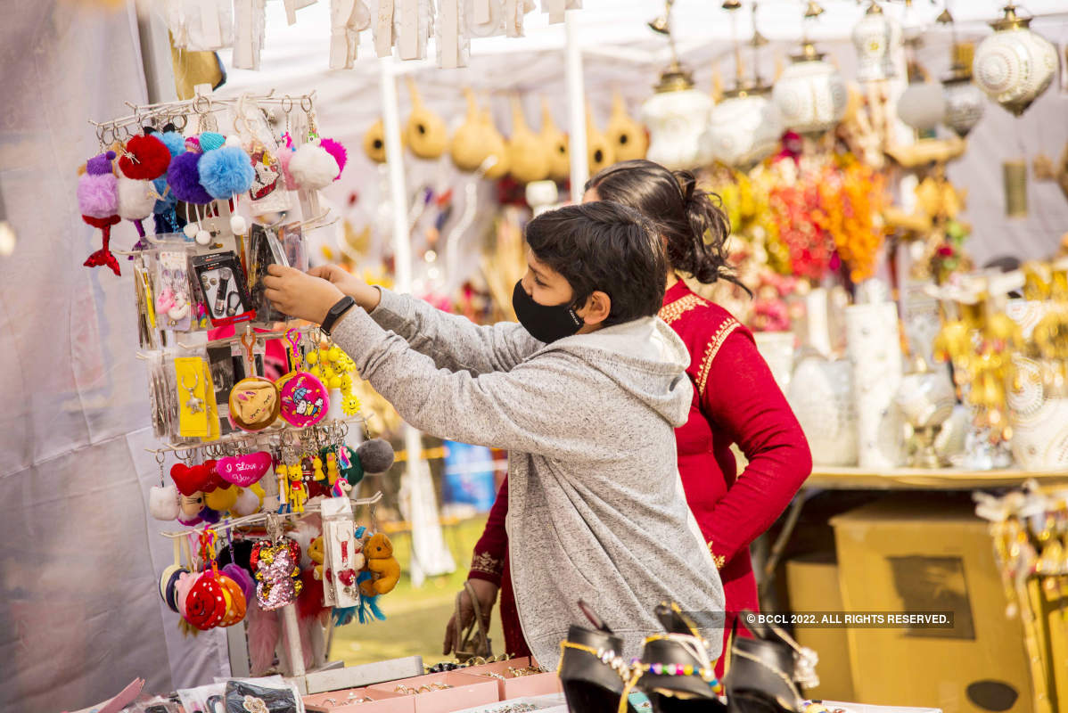 Gandhi Shilpa Mela kicks start in Gurugram