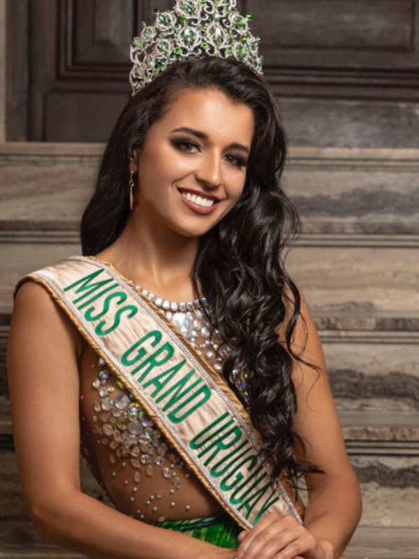 Jimena Martino selected as Miss Grand Uruguay 2020
