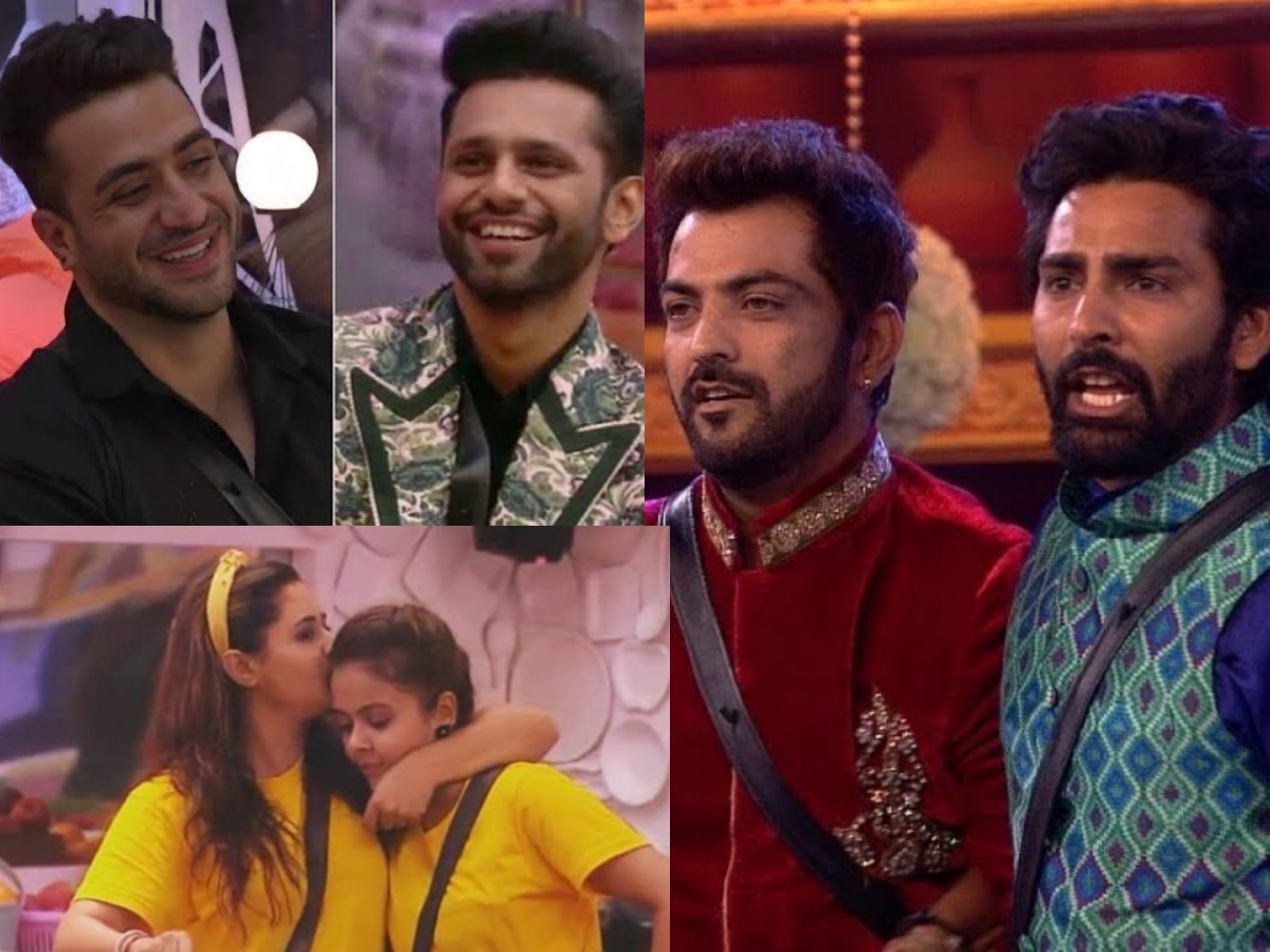 Bigg Boss: Yeh dosti hum nahi todenge! Here's taking a look at contestants who became good friends on the reality show - Times of India