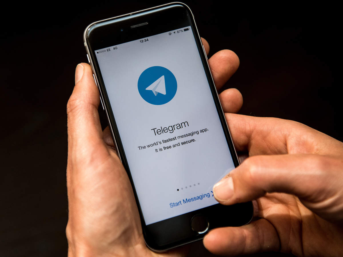 From 10th to 1st: How Telegram became the most downloaded app in the world, thanks to India - Gadgets Now