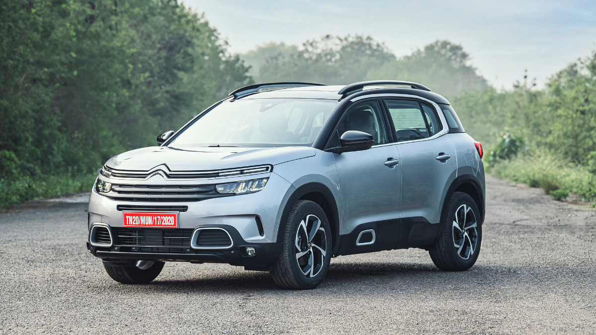 Citroen C5 Aircross: Comfort takes front seat